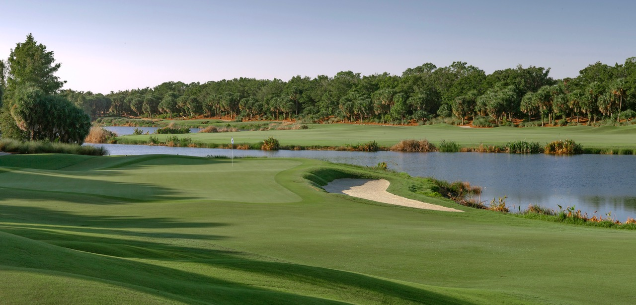 Miromar Lakes Golf Club - Miromar Lakes, Florida