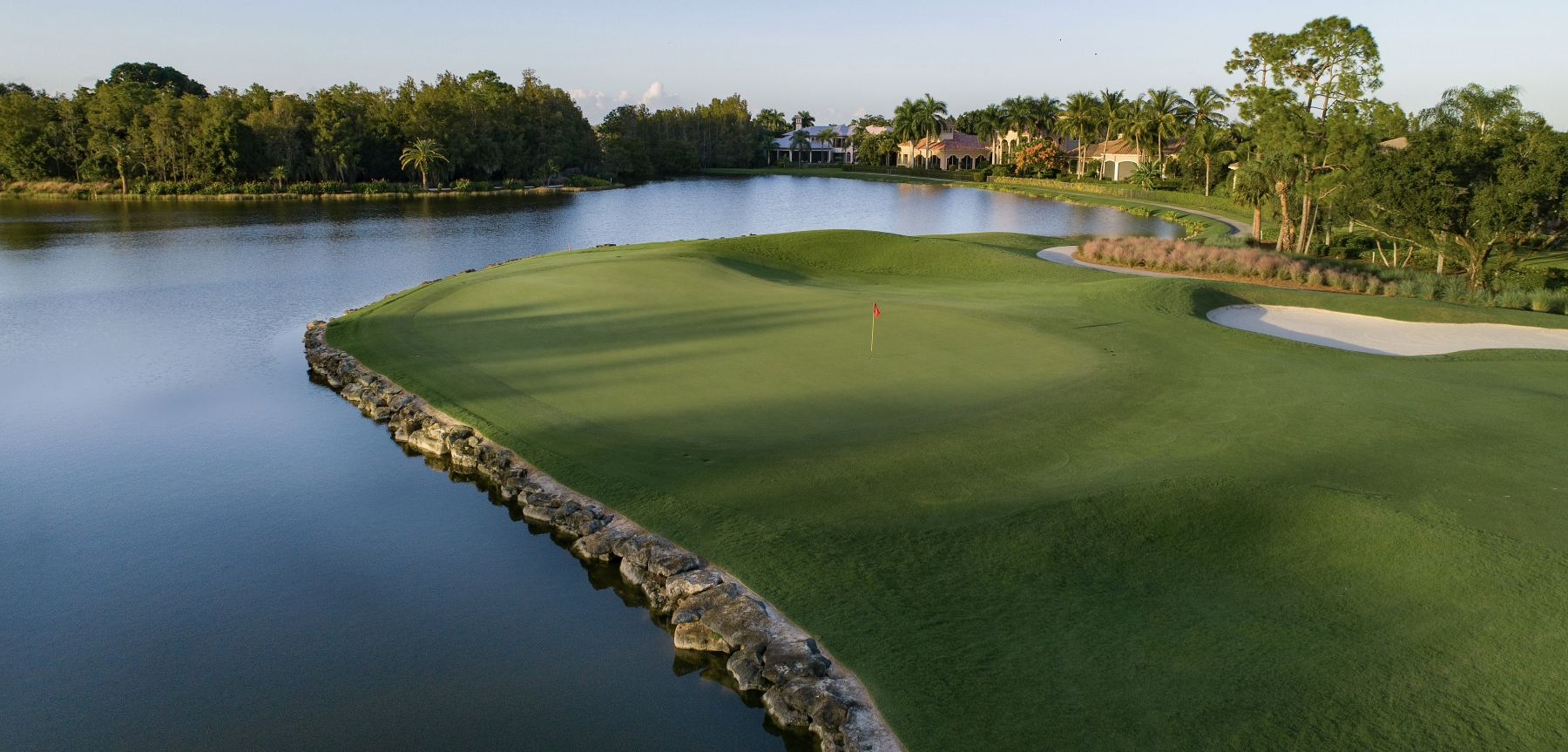 Quail West Golf & Country Club, Preserve Course - Naples, Florida