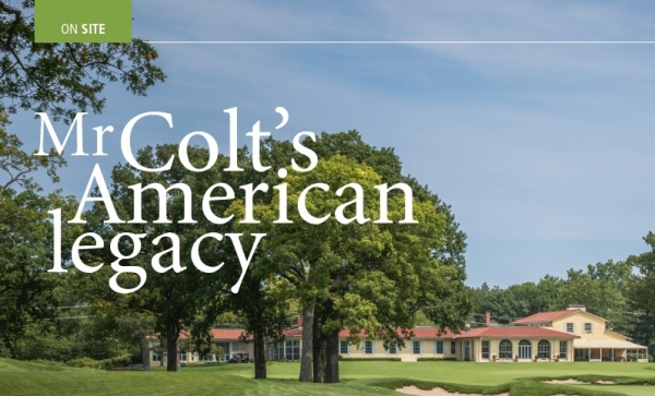 Mr. Colt's American Legacy - Old Elm Club